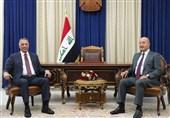 بررسی نتایج گفتوگوهای راهبردی عراق-آمریکا در دیدار «الکاظمی» و «صالح»