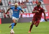 بازیهای دوستانه باشگاهی  شکست سنگین بایرن مونیخ مقابل ناپولی