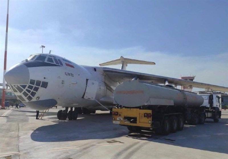 کمک هواپیمای آتشنشان ایرانی به عملیات اطفای حریق در ترکیه