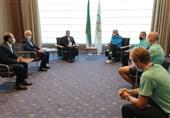 المپیک 2020 توکیو| دیدار صالحی امیری با رئیس کمیته بینالمللی المپیک