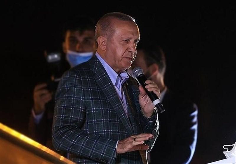 اردوغان: با کمک روسیه، ایران و اوکراین هواپیماهای آتش نشان خود را افزایش دادیم
