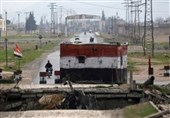 استقرار ارتش سوریه در حومه غربی درعا/رسیدگی به وضعیت دهها فرد مسلح