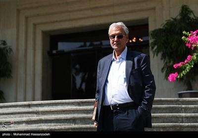 علی ربیعی در حاشیه آخرین نشست هیئت دولت دوازدهم