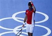 المپیک 2020 توکیو  جوکوویچ: بابت رفتارم عذرخواهی میکنم/ از نظر جسمی و روحی خسته هستم