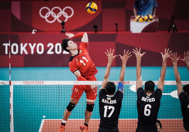 المپیک 2020 توکیو , کشتی - المپیک 2020 توکیو , والیبال - المپیک 2020 توکیو ,