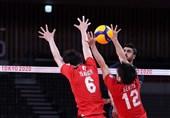 والیبال قهرمانی آسیا| ژاپن حریف ایران در فینال شد