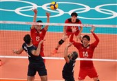 Iran Volleyball Out of 2020 Olympic Games