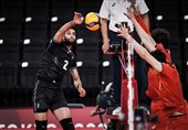 Iran Volleyball Remains in 12th Place in FIVB Ranking