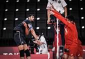 المپیک 2020 توکیو| صالحی؛ امتیازآورترین بازیکن ایران مقابل ژاپن