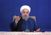روحانی: کسی فکر نمیکرد بتوانیم قطعنامههای فصل هفت را برداریم