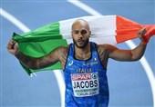 المپیک 2020 توکیو| تاج پادشاهی بولت به یک ایتالیایی رسید/ مارسل جیکوبز قهرمان دوی 100 متر شد