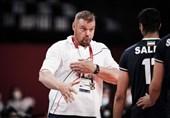 المپیک 2020 توکیو  آلکنو بعد از ناکامی بزرگ والیبال: هیچکس فکر این نتیجه را نمیکرد!/ بازیکنانم را مورد غضب قرار ندهید
