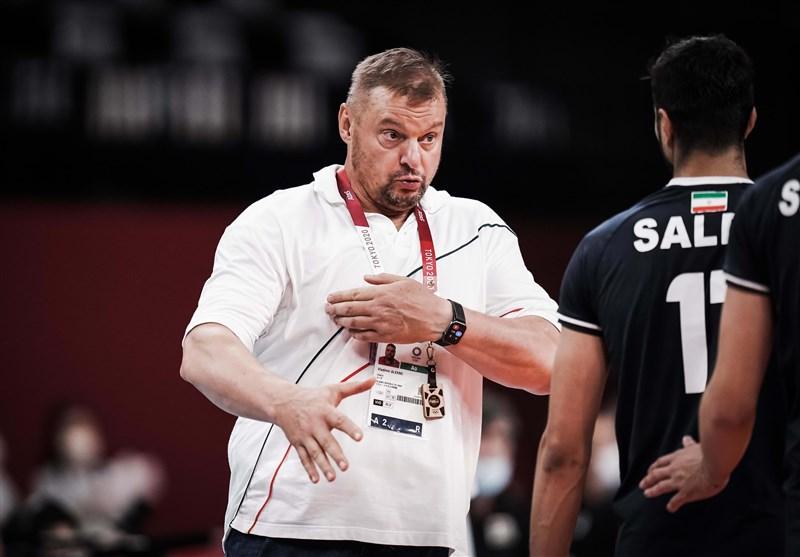 المپیک 2020 توکیو| آلکنو بعد از ناکامی بزرگ والیبال: هیچکس فکر این نتیجه را نمیکرد!/ بازیکنانم را مورد غضب قرار ندهید