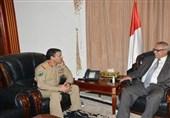 اللواء العاطفی: القوات المسلحة الیمنیة ما تزال تحتفظ بالعدید من المفاجآت للمعتدی الغازی