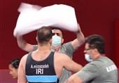 المپیک 2020 توکیو| محمد بنا: امیدوارم امروز اولین مدال کشتی را کسب کنیم/ همه با «خفّت» به لوپس میبازند
