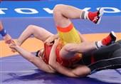 المپیک 2020 توکیو  قضاوت داور ایرانی در مسابقات کشتی فرنگی