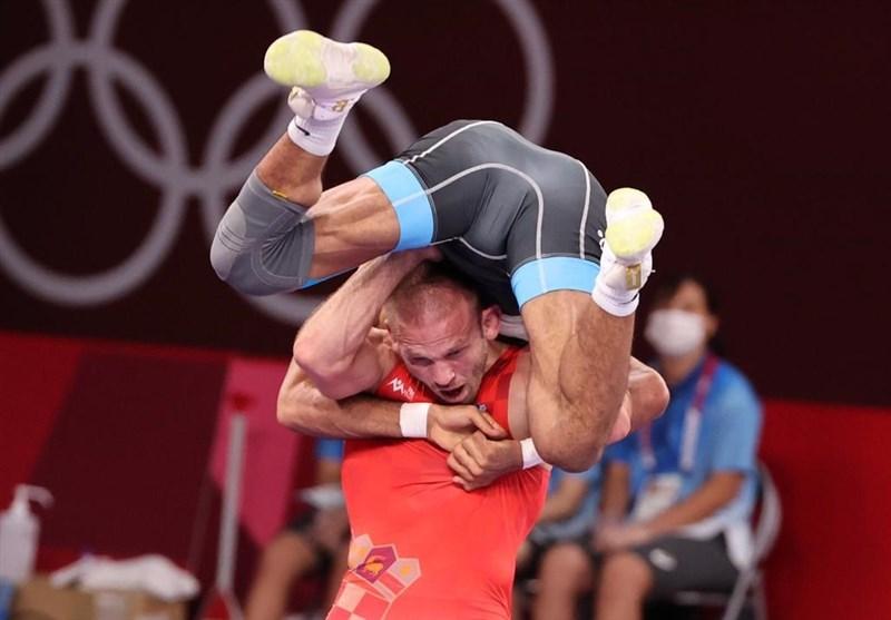 المپیک 2020 توکیو| گرایی: چارهای جز زدن فن سنجاب پرنده نداشتم/ دوست ندارم ببازم