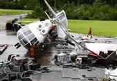 سقوط بالگرد در کالیفرنیا 4 کشته برجای گذاشت