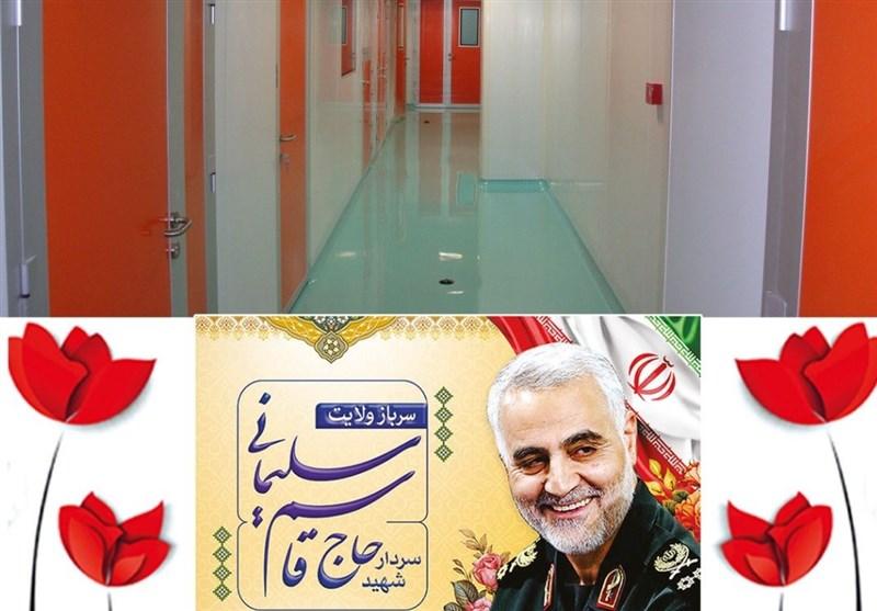 حرم،مدافع،افتتاح،پروژه،شركت،شهداي،مرداد