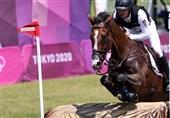 المپیک 2020 توکیو| پیام احساسی سوارکار سوئیسی پس از مرگ اسبش