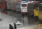 سفر با ناوگان حمل و نقل فرسوده کرمان / عمر بالای اتوبوسها سلامت مسافران را نشانه گرفته است