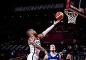 المپیک 2020 توکیو| فینال زودهنگام در یک چهارم نهایی بسکتبال