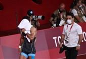 المپیک 2020 توکیو  گریههای گرایی پس از نرسیدن به فینال+عکس