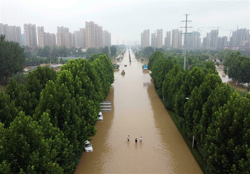 Death Toll from China Floods Jumps to More than 300