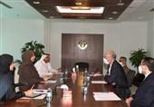 دیدار سفیر ایران با مشاور وزیر خارجه قطر