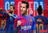 اعلام جزئیات توافق نهایی مسی با بارسلونا/ لئو 5 سال دیگر در نوکمپ میماند