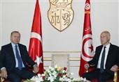 تماس تلفنی اردوغان با رئیسجمهور تونس/ جدیدترین تصمیمات «قیس سعید»