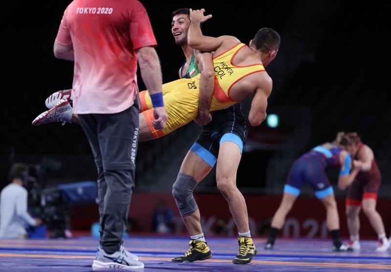لحظه به لحظه با نتایج روز یازدهم المپیک ۲۰۲۰ توکیو| گرایی مقابل قهرمان جهان پیروز شد و به نیمهنهایی رفت,