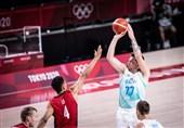 المپیک 2020 توکیو| صعود اسلوونی با درخشش دانچیچ