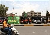برگزاری مجالس عاشورایی در اماکن باز با رعایت پروتکلهای بهداشتی در عراق