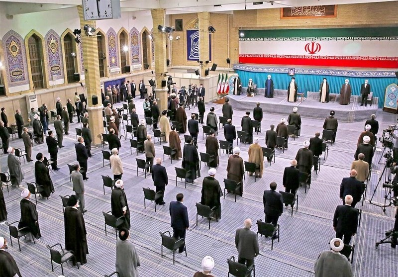 Iran Needs Wise, Brave Management, Leader Says in Decree Endorsing New President