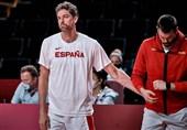 المپیک 2020 توکیو| خداحافظی برادران گسول از تیم ملی بسکتبال اسپانیا