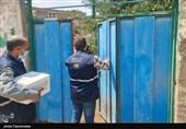 تیمهای امدادی و اقلام حمایتی ستاد اجرایی فرمان امام(ره) به مناطق سیلزده استان اردبیل اعزام شدند