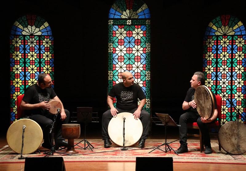 گزارشی از کنسرت سازهای کوبهای / ریتمها حرف میزنند+فیلم