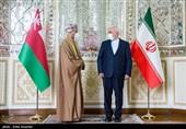 دیدار وزرای امور خارجه عمان و ایران