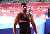 المپیک 2020 توکیو  ساروی: دوست داشتم دست پر به ایران برگردم/ برای مدال طلا آمده بودم