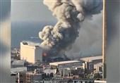 اللبنانیون یحیون الذکرى السنویة الأولى لفاجعة انفجار مرفأ بیروت