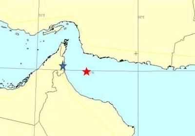 حادثه برای یک کشتی در نزدیکی سواحل امارات