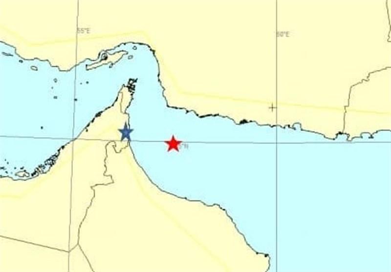 ادعای وقوع حادثه برای یک کشتی در نزدیکی سواحل امارات