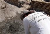 بسیجیان خوزستان در خط مقدم کمک به ایتام هستند