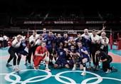 المپیک 2020 توکیو| حذف قهرمان جهان با اشکهای کوبیاک/ برنامه مرحله نیمه نهایی والیبال