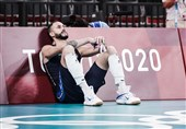 المپیک 2020 توکیو| خوانتورنا از تیم ملی والیبال ایتالیا خداحافظی کرد