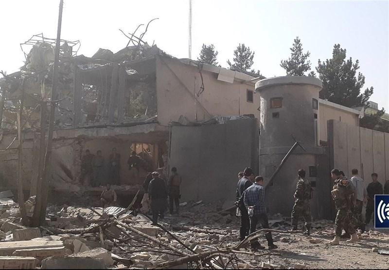 کشور افغانستان , انفجار تروریستی در کابل ,