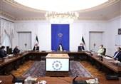 اولین جلسه رئیسجمهور با روسای کمیتههای تخصصی کرونا برگزار شد