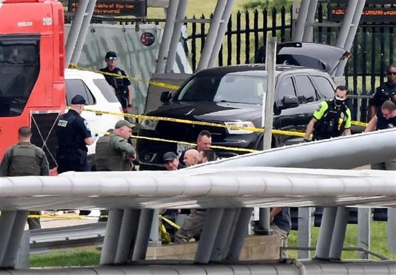 Police Officer Dies Following Shooting outside Pentagon Building