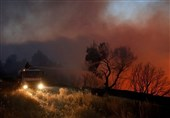 Athenians Told to Stay Indoors As Wildfires Blanket City in Smoke
